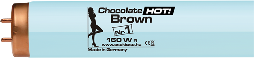 Chocolate Brown EU 0.3 Nr. 1. HOT
